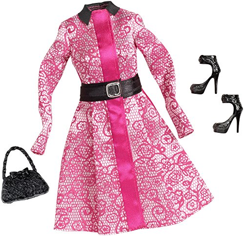 Barbie Complete Look Fashion Pack #4 - 1