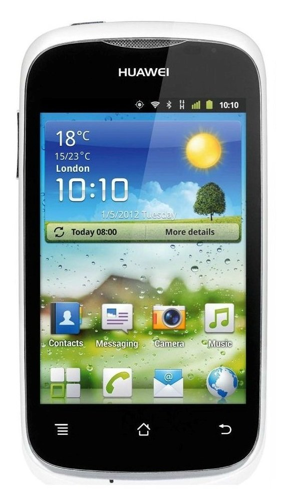 Huawei Ascend Y201 Smartphone 3,5 Zoll weiß  Überprüfung und weitere Informationen