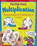 img - for Fun-Flap Facts: Multiplication, Grades 2-4 book / textbook / text book