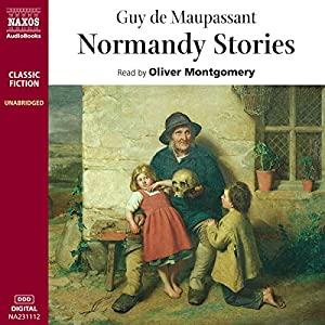 Normandy Stories Audiobook