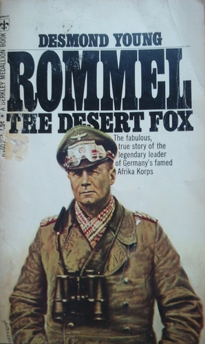 an analysis of the book rommel the desert fox by desmond young Complete news and information about books, publishers, booksellers, and authors for readers, researchers, and collectors of books about the second world war publisher directory, dealer directory, bibliography of books and prices, free book.