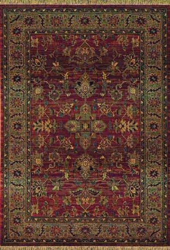 Sphinx by Oriental Weavers Kharma 836C Area Rug, 6-Feet 7-Inch by 9-Feet 1-Inch