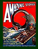 Amazing Stories #3: V 1 No  3 In Hugo Gernsback's Historic Science Fiction Magazine - - June 1926 - - The Beginning of Modern Science Fiction