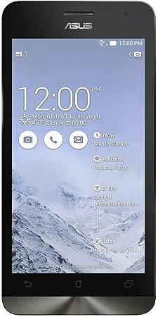 Asus ZenFone 5 A501CG-2B424WWE Smartphone débloqué 3G (Ecran : 5 pouces - 8 Go - Android 4.3 JellyBean) Blanc (import Europe)