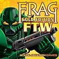 Frag Gold Edition Ftw Board Game from Steve Jackson Games