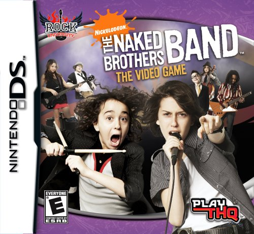 Naked Brothers Band - Nintendo DS - 1