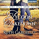 Tycoon Takedown: Lone Star Burn, Book 2 (       UNABRIDGED) by Ruth Cardello Narrated by Marian Harris