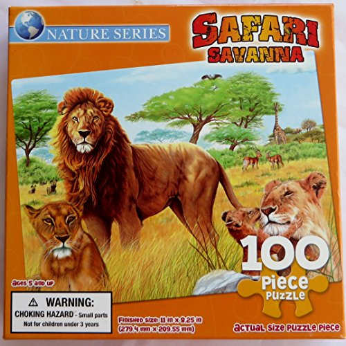 Nature Series Safari Savanna 100 pcs. - 1