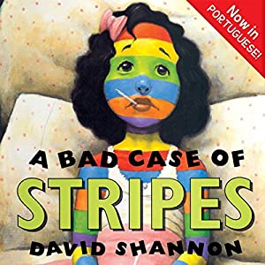 A Bad Case of Stripes Audiobook