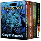 img - for The Beginnings Omnibus: Beginnings 1, 2, 3 & Legend of Ashenclaw novella (Realm of Ashenclaw Beginnings Saga) book / textbook / text book