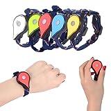 AOWA Pokemon GO Plus Bluetooth Wristband Bracelet neutra for Nintendo (Color: Blue, Tamaño: One Size)