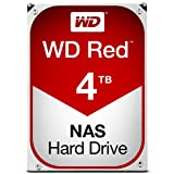 Western Digital WD Red 4TB NAS Hard Disk Drive - 5400 RPM Class SATA 6 Gb/s 64MB Cache 3.5 Inch - WD40EFRX (Tamaño: 4 TB)
