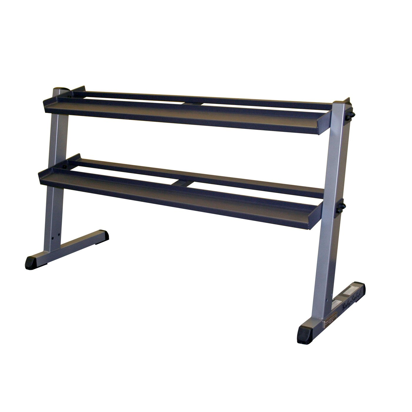 Body Solid 2-Tier Horizontal Rack