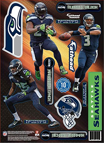 NFL-Seattle-Seahawks-Teammate-Player-Fathead-Decal-65-x-9-inches