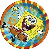 SpongeBob Squarepants Lunch Plates 8ct
