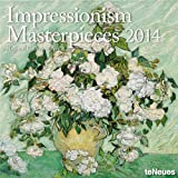 TeNeues 2014 Impressionism Masterpieces: National Gallery of Art