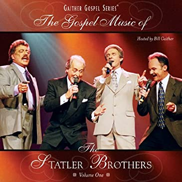 The Gospel Music of The Statler Brothers CD