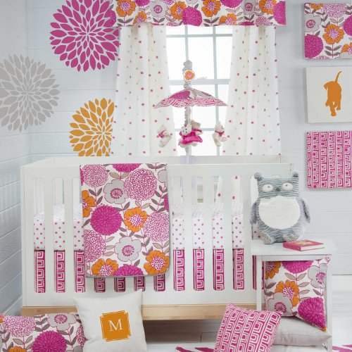 Glenna Jean Millie 3 Piece Bedding Set