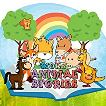 More Animal Stories Audiobook by Richard Harvey, Roger William Wade Narrated by Brenda Markwell, Robin Markwell