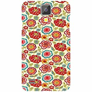Back Cover For Samsung I9500 Galaxy S4 -(Printland)