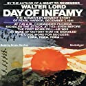Day of Infamy Audiobook by Walter Lord Narrated by Grover Gardner