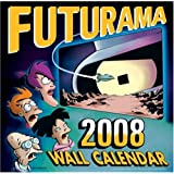 Futurama 2008 Wall Calendar
