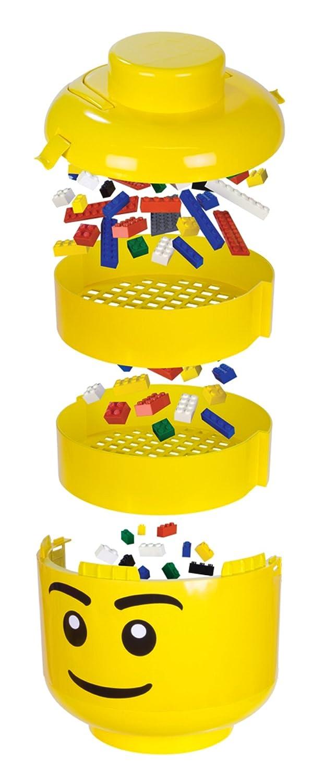 Lego 105 – Sortierung und Aufbewahrungskopf mit zwei Siebeinsätzen bestellen