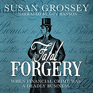 Fatal Forgery Audiobook