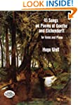 45 Songs on Poems of Goethe and Eiche...