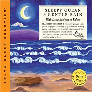 Sleepy Ocean & Gentle Rain | [Jeffrey Thompson]