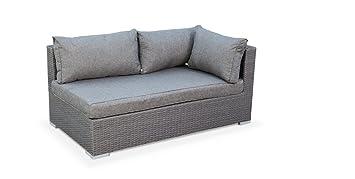 Chaise de jardin coussins d/'assise Lavable Lot de 6 Imperméable TERRACOTTA Sièges Coussins