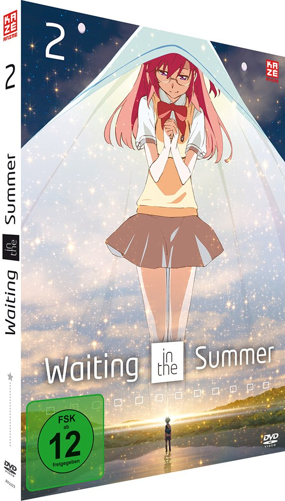 Waiting in the Summer, Volume 2 (DVD)