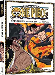 One Piece: Season Five, Voyage Six