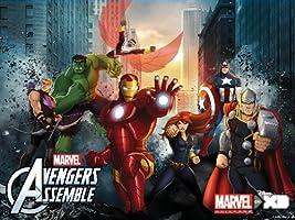 Marvel's Avengers Assemble Season 1 [HD]