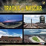img - for 2015 Tracks of NASCAR Wall Calendar book / textbook / text book
