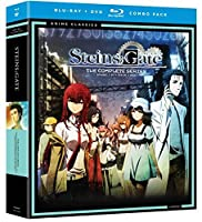 Steinsgate: Complete Series [Blu-ray] by Funimation Prod