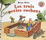 img - for Les trois petits cochons (French Edition) book / textbook / text book