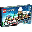 LEGO Creator Expert Winter Village Station + 2 Free Toys