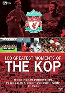 Liverpool Fc - 100 Greatest Moments Of The Kop Dvd by ITV Studios Home Entertainment