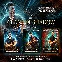 Clans of Shadow Omnibus: Volumes 1-3: Heart of Gold, Feet of Clay, Fists of Iron: An Urban Fantasy Series Hörbuch von J. A. Cipriano, J. B. Garner Gesprochen von: Joe Hempel