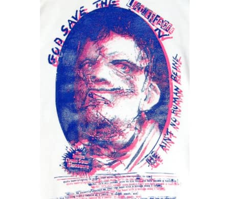 GOD SAVE THE LEATHERFACE/スウェット