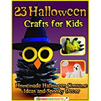 23 Halloween Crafts for Kids