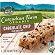 Cascadian Farm, Organic Chewy Granola Bar, Chocolate Chip, 7.4 oz