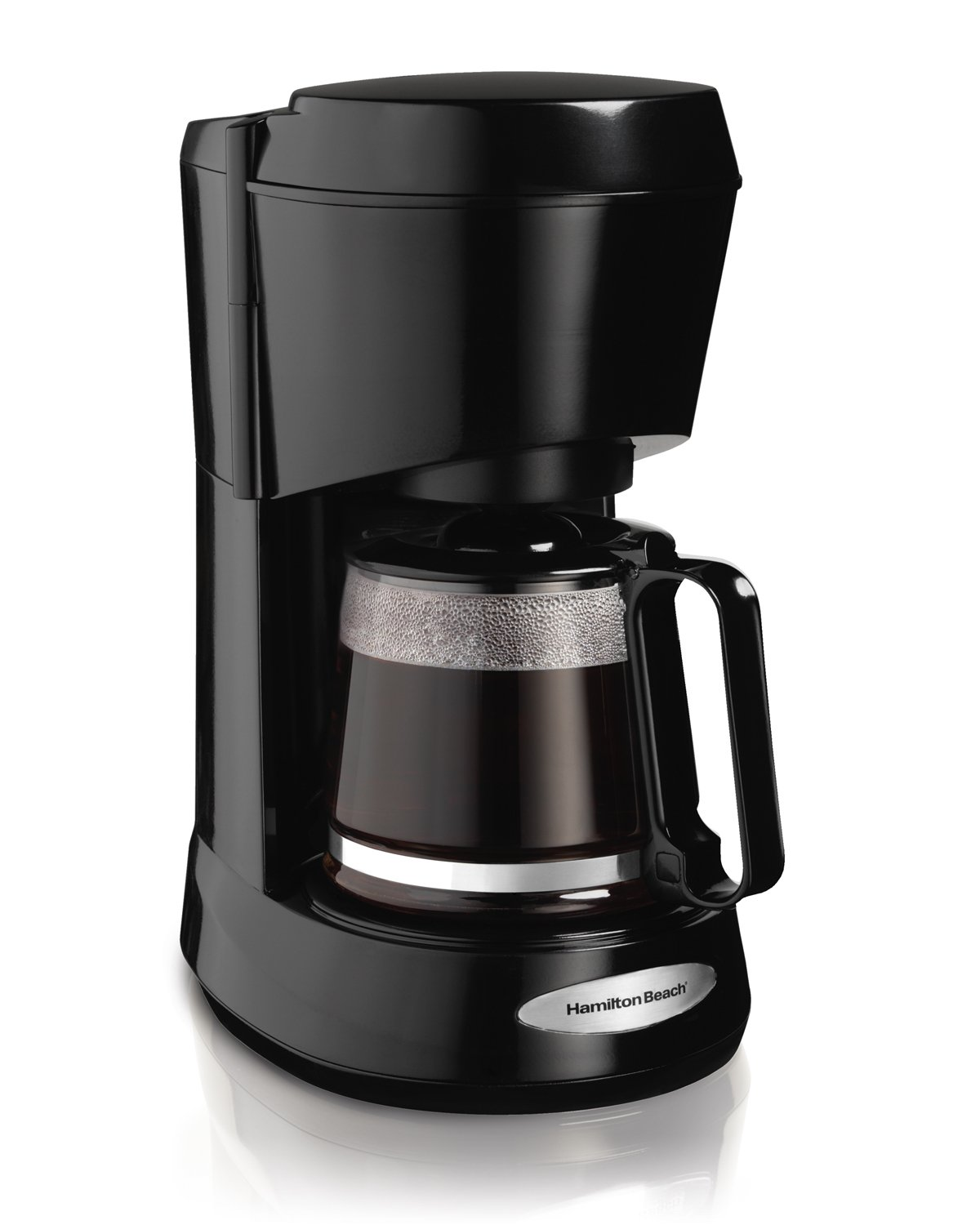 Hamilton Beach Coffee Maker 48136: Make 5 Cups With Utter Ease