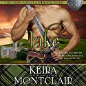 Jake: The Highland Clan, Book 4 Audiobook by Keira Montclair Narrated by Paul Woodson