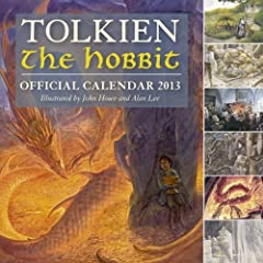 Tolkien Calendar 2013: The Hobbit by J. R. R. Tolkien