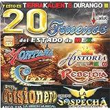 Varios Artistas (20 Truenos Del Estado De Mexico)