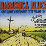 VARIOUS - HARMONICA BLUES - HARMONICA...