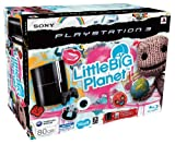 Sony PLAYSTATION 3 80 GB Console with Little Big Planet (PS3)