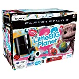 Sony PLAYSTATION 3 80 GB Console with Little Big Planet (PS3)by Sony